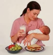 Diet Tips For Vegetarian Breastfeeding Mothers