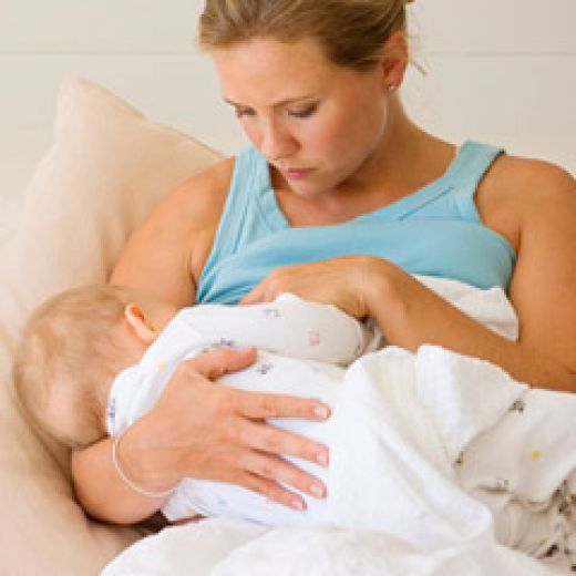 Diet Tips For Vegan Breastfeeding Mothers