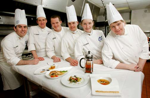 Top 10 Chefs Of Europe