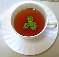 Drinking Peppermint Tea For Diabetes Management