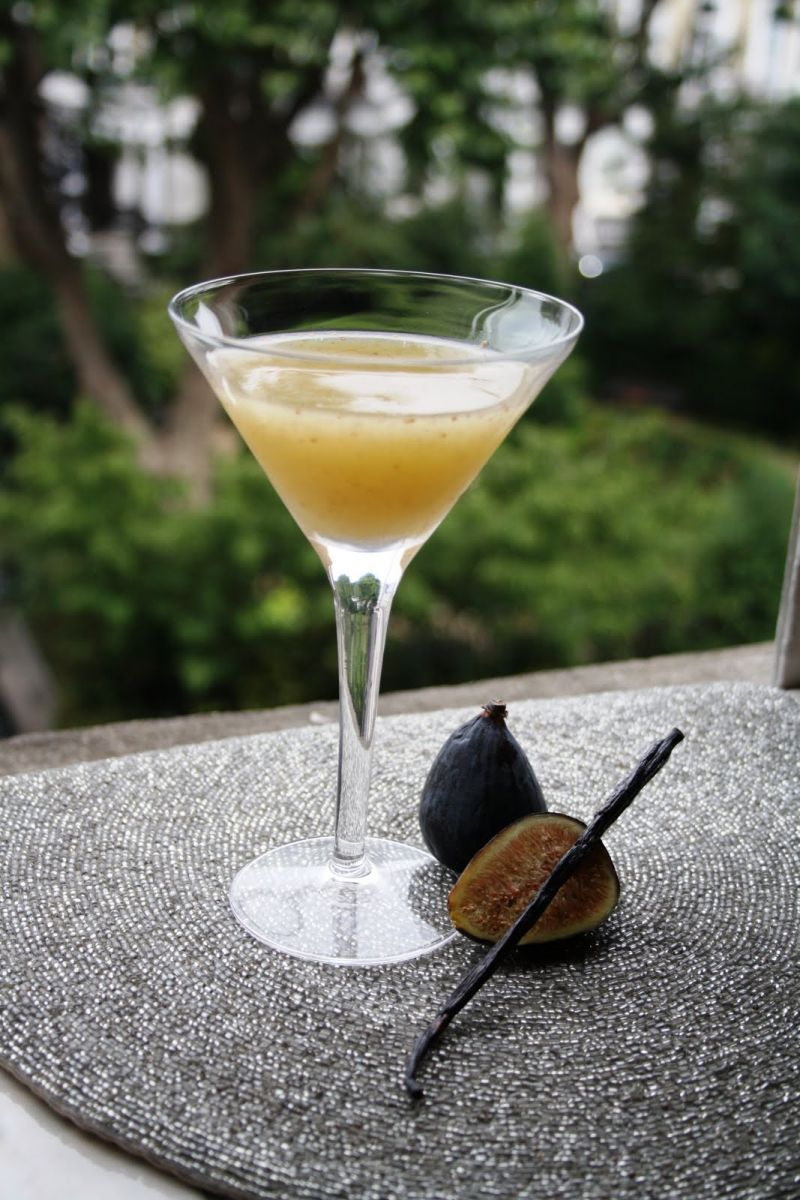 5 Easy Fig Cocktails
