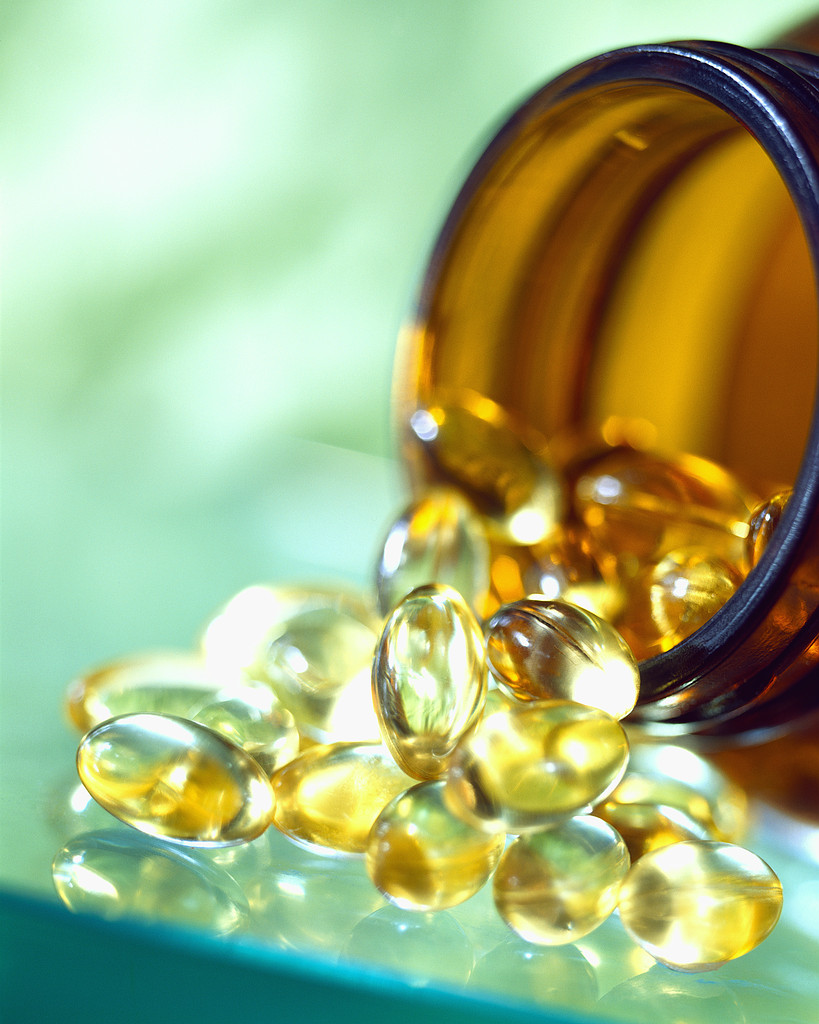 Fish Oil For Stroke Treatment