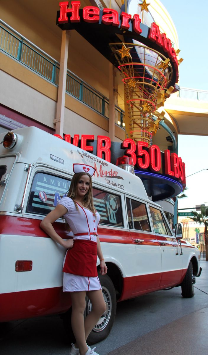 Heart Attack Grill Causes 'Heart Attack