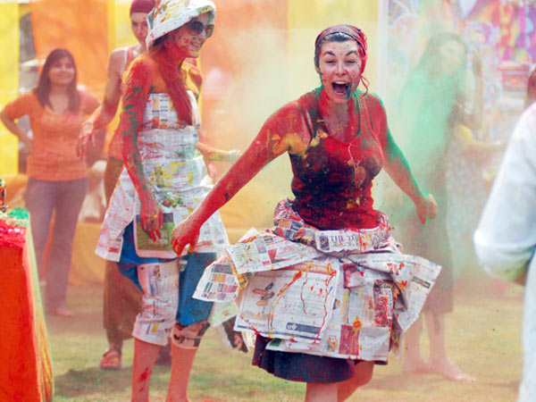 How To Celebrate Holi At Home