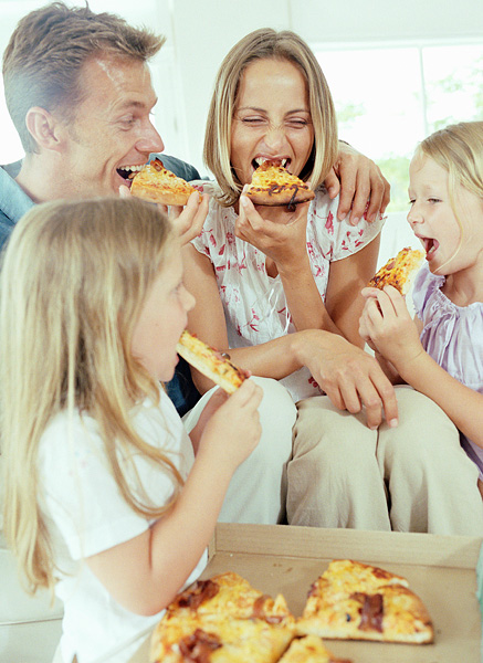 How To Order Food When Kids Are With You