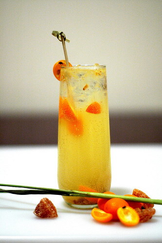 5 Easy Kumquat Cocktails