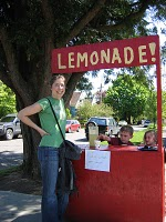 What Do You Need To Set Up A Lemonade Stand