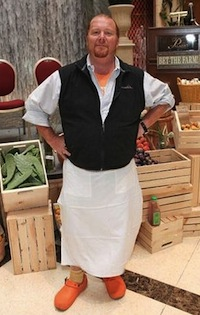 Mario Batali - The Chef And The Star