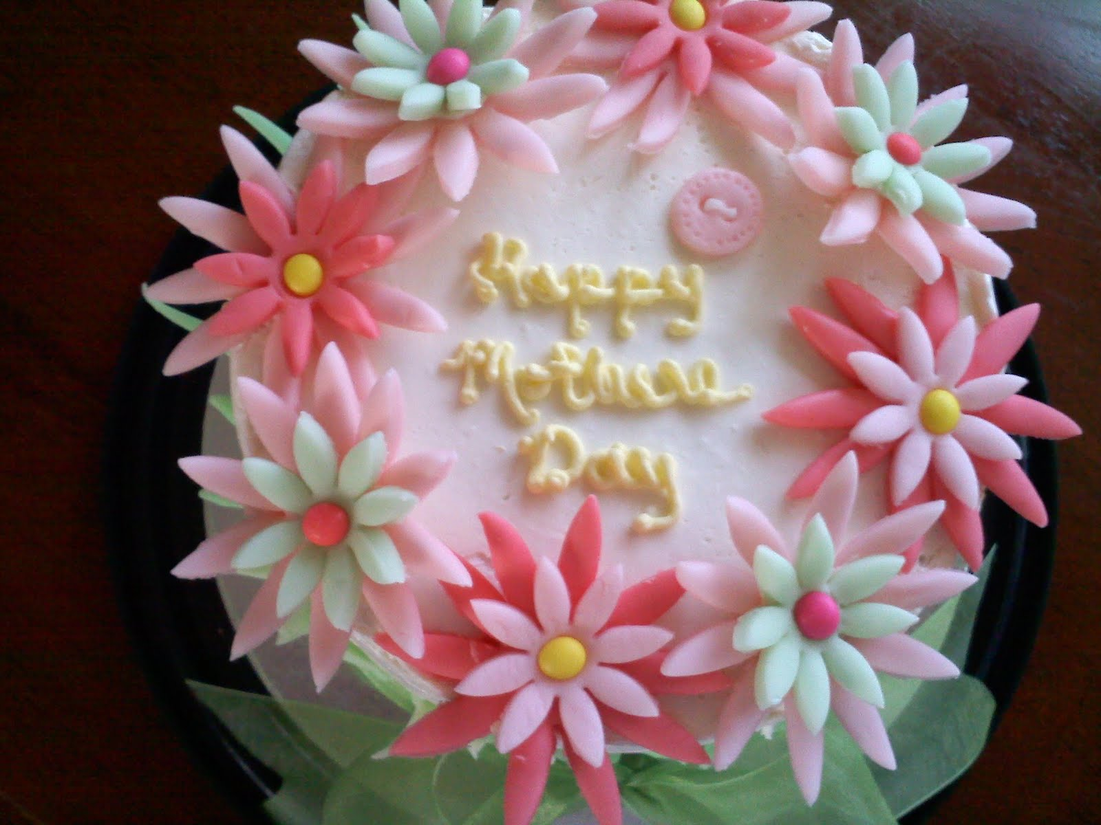 Mother;s Day Cake