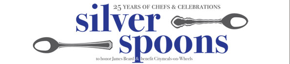 Silver Spoons: 25 Years of Chefs and Celebrations