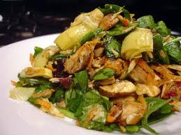 Grilled Artichoke Dressing