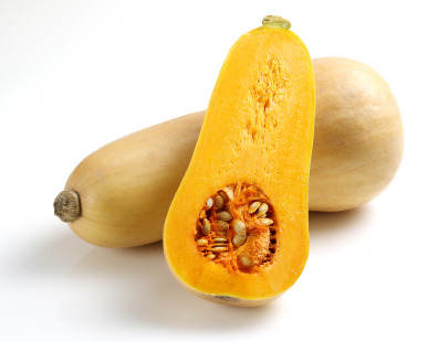 How to Microwave Butternut Squash