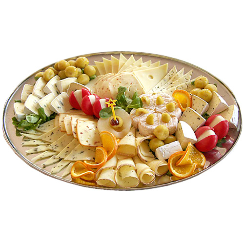 How To Create A Cheese Platter At A Wine And Cheese Party