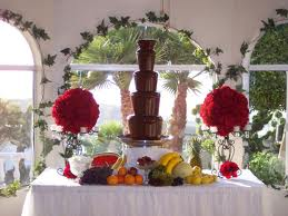 What Kinds Of Things Should Be Put Out With A Chocolate Fountain
