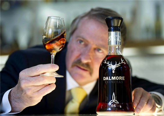 The Dalmore 62  Witness To Asia's growing thirst for scotch