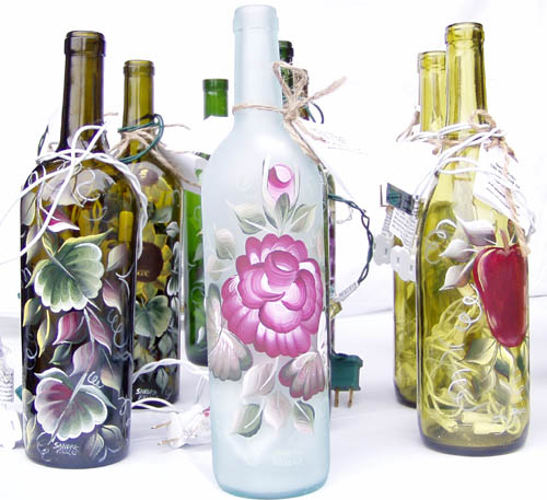 Decorative Bottle Ideas For Your Home