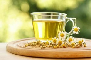 Herbal Tea For Hair Growth