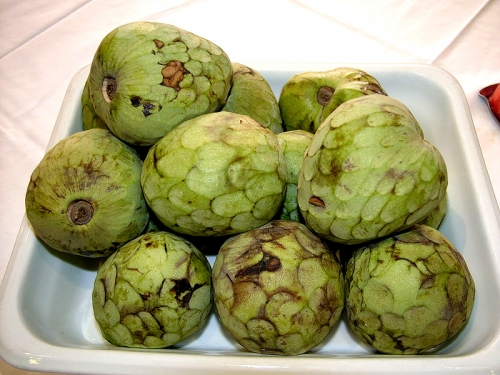 How To Eat Cherimoya?