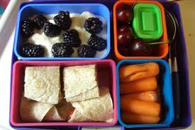 New York School Lunch Ideas