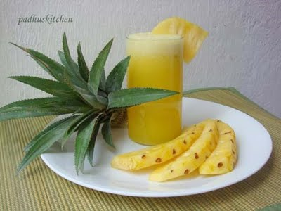 How To Use Pineapple Juice