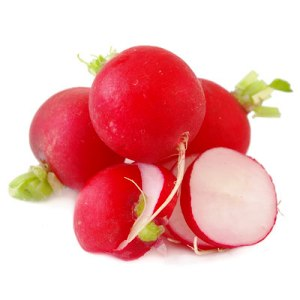 Radish Garnish-How To Tips & Ideas