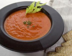 Tomato Soup For Cold Relief