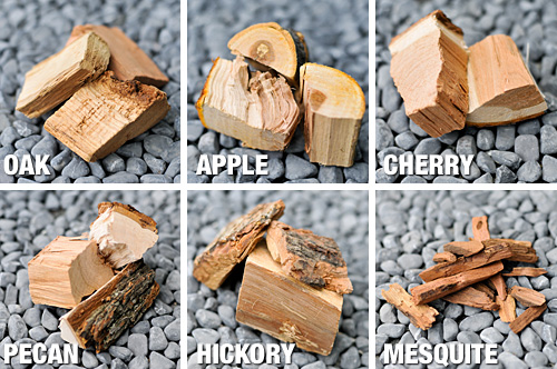 What Are The Wood Types To Be Used For BBQ?