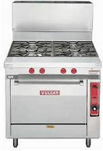 Vulcan Kitchen Equipment Review 