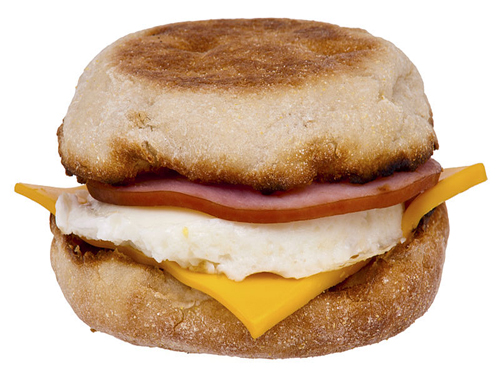 Egg McMuffin: 40 Years Old & Still Going Strong