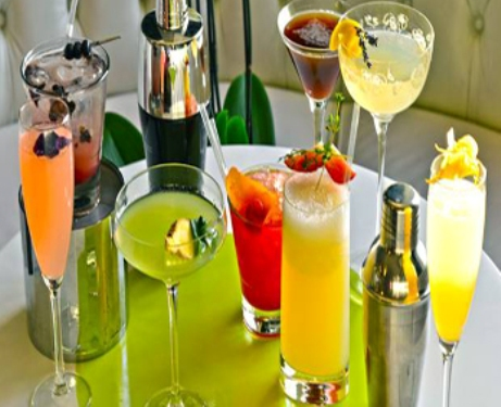 5 Cocktails For The Fashion Savvy