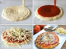 Perfect Pizza Comes Out Of A 3-D Printer