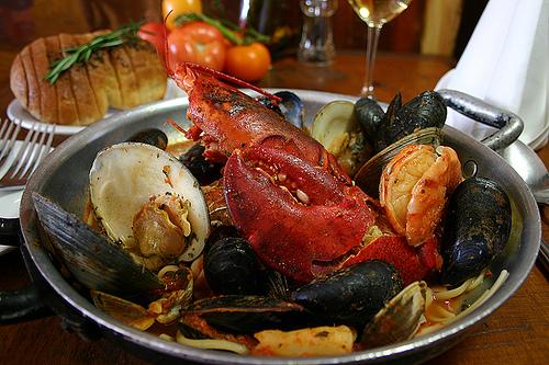 Italian Grotto, Scottsdale, Arizona, Traditional Italian Seafood