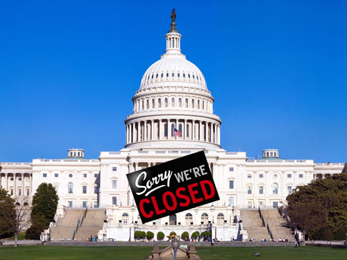 Can Govt Shutdown Affect Food Services