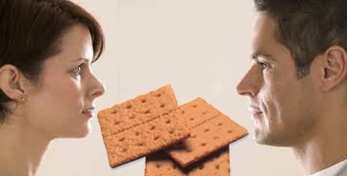 Control Your Mans Sexual Urges - Give Him Graham Cracker