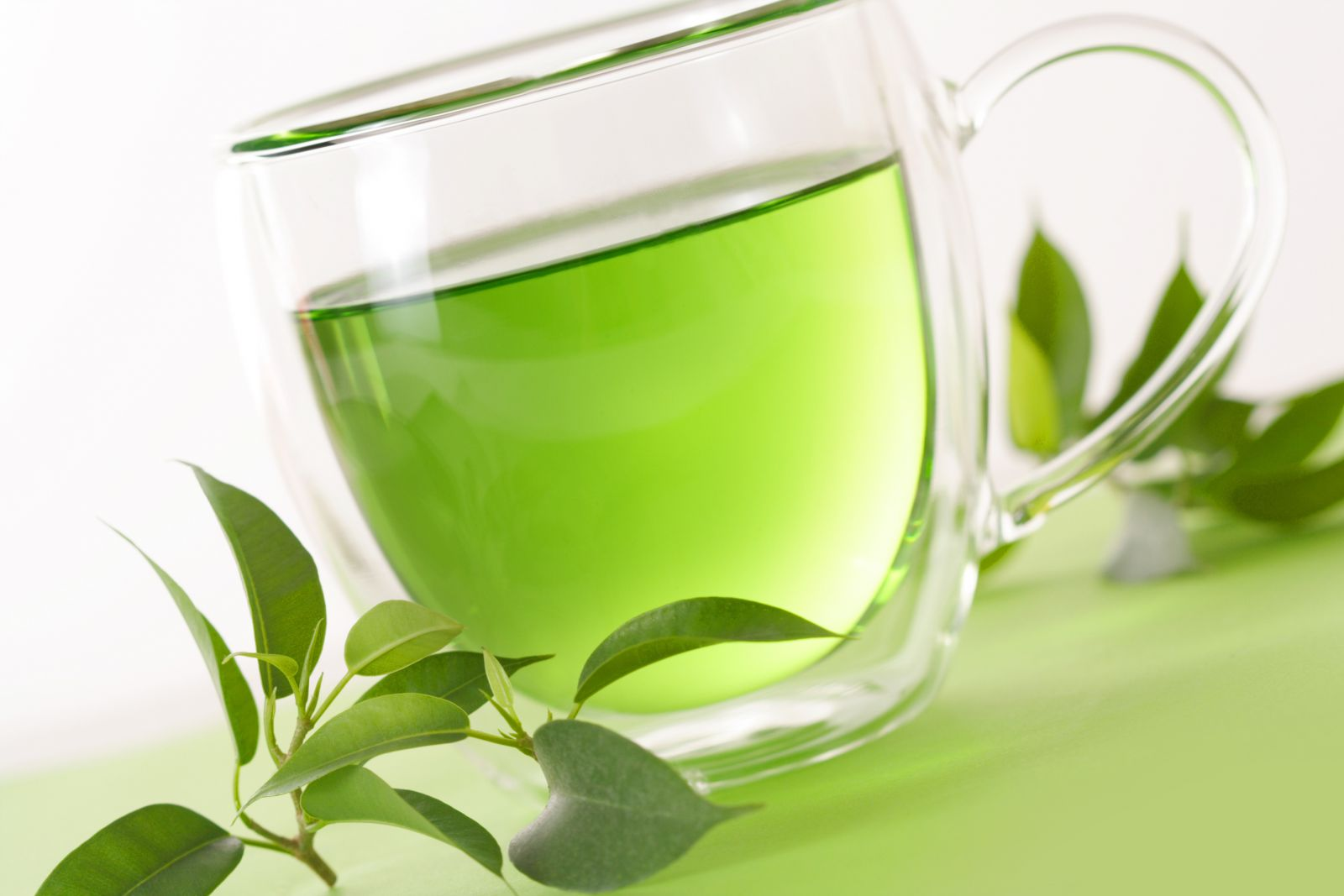 Green Tea & Mushrooms  Effective Breast Cancer Fighters