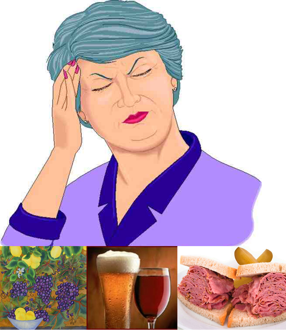 Foods That Give You A Headache