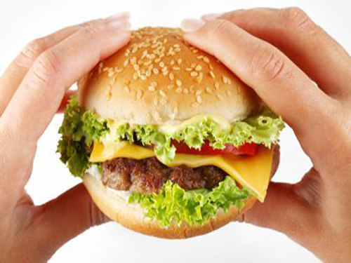 How To Grab A Burger N Eat It Too