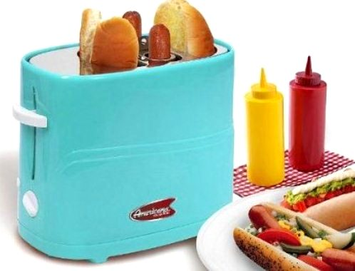 A Gadget To Make Hot Dogs In A Jiffy