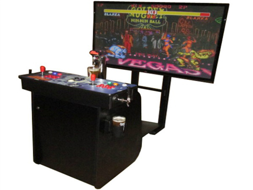 Use The Kegerator 60 For Your Beer N Gaming Needs