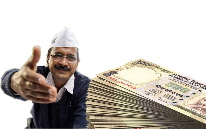 Dine With Arvind Kejriwal For $325