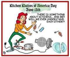Kool Way To Celebrate The Kitchen Klutzes of America Day