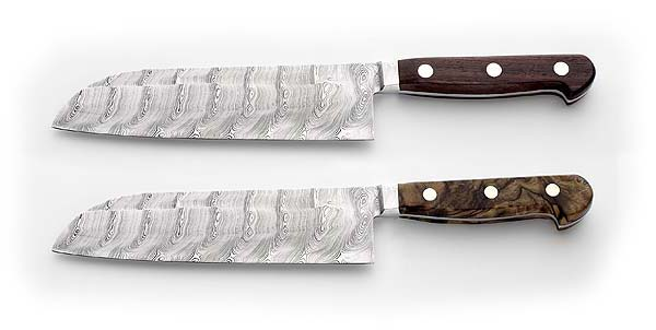Santoku Vs Nakiri - The Great Japanese Knife Debate