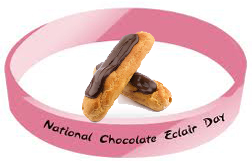 Dreamy Creamy Celebrations On National Chocolate Éclair Day