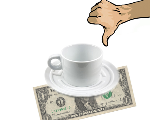 New York Restaurant Bans Tipping