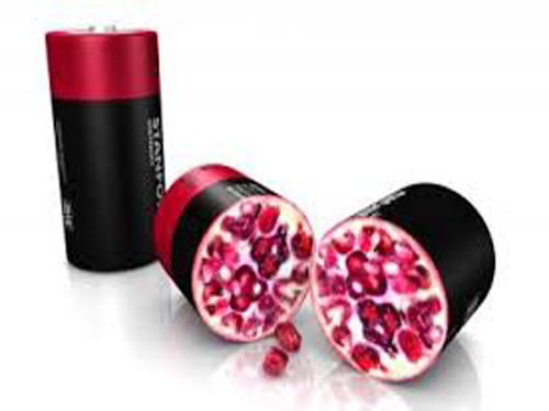 Does Your Cell Run On Pomegranate Power?