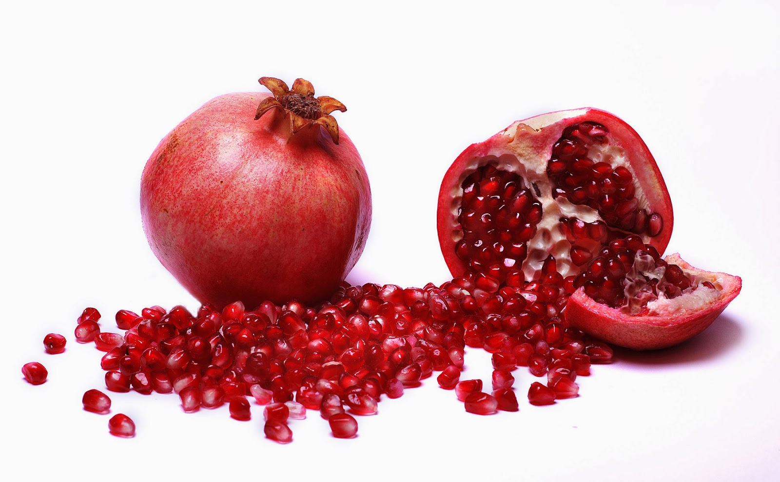 Clean Your Blocked Arteries With Pomegranate