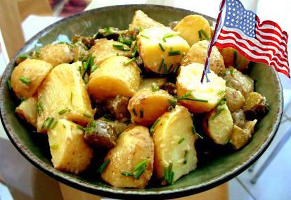 Memorial Day Picnic Is Incomplete Without Potato Salad