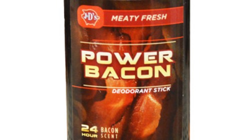 Love Bacon? Now You Can Smell Like One!
