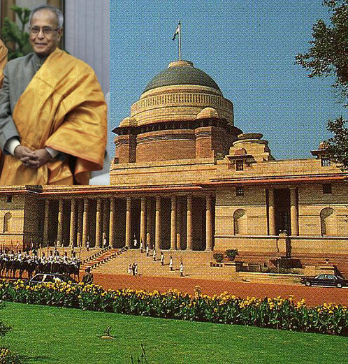 Pranab Mukherjee : The President Of India