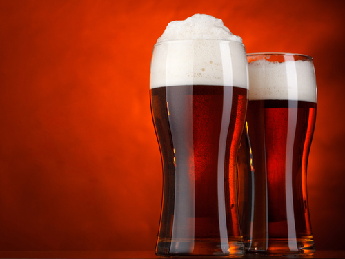 Guinness Unveils Red Beer For Fall